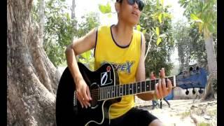 Stand Here Alone Hilang Harapan cover gitar