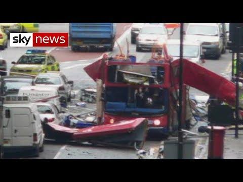 7/7 Bombings - 25 Years Of Sky News