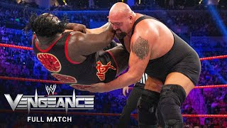 FULL MATCH - Mark Henry vs. Big Show - World Heavyweight Title Match: WWE Vengeance 2011