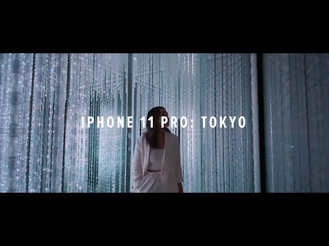 iPhone 11 Pro Cinematic 4K: Tokyo