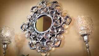 Glam Mirror - $5 DIY