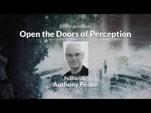 Open the Doors of Perception: From Hallucinations to Simulations with Anthony Peake