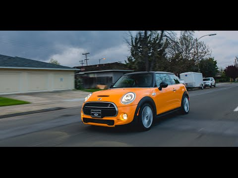 Mini Cooper S  GET THE MANUAL! Easy & Fun to drive