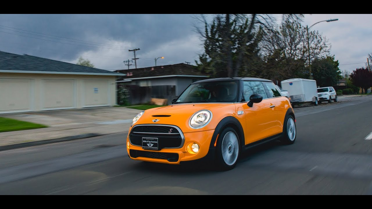 mini cooper owners manual 2018