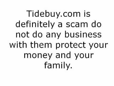 0b377599a64a Tidebuy Review Before you buy from Tidebuy It is a Scam Watch this ...