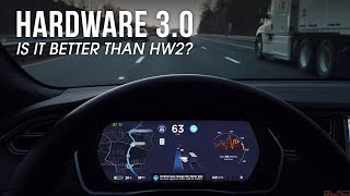 Tesla's Hardware 3 Review