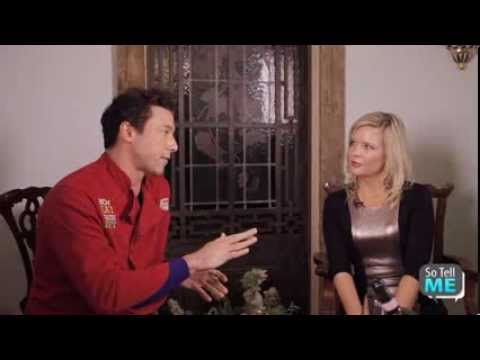 So Tell Me: Lauren Pizza Interviews Celebrity Chef Rocco DiSpirito