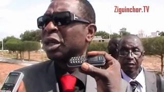 Ziguinchor TV  Yousssou NDOUR veut relancer le TOURISME en Casamance