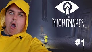 Best Game I've Played This Year! | Little NIghtmares #1