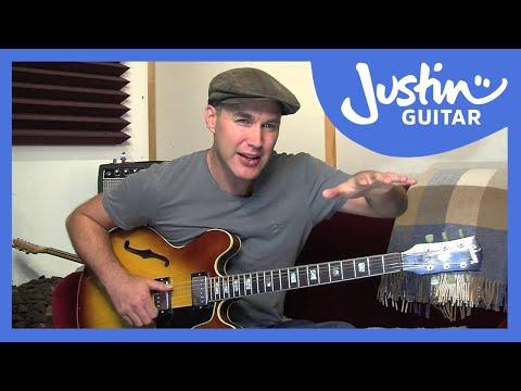 How To Tune Your Guitar Using Harmonics