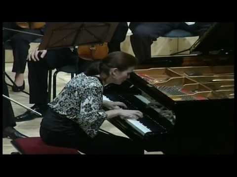 Igoshina - Rachmaninov Piano concerto n° 2 (I Moderato 1/2)