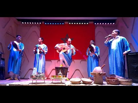 Moroccan Folk Music ( Musiques Traditionnelles-Maroc )