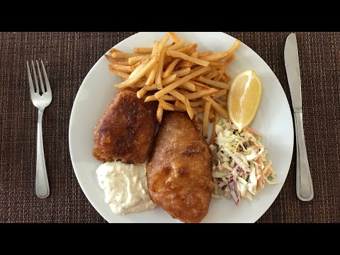 Fish And Chips~Gluten Free~Made From Scratch