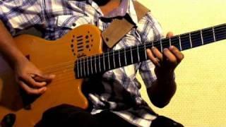 """""""Salegy"""" guitar style by Toto Mwandzani"""