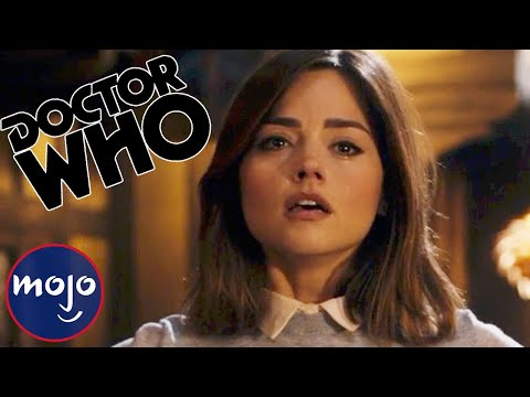 Top 10 Doctor Who Characters You Either Love or Hate