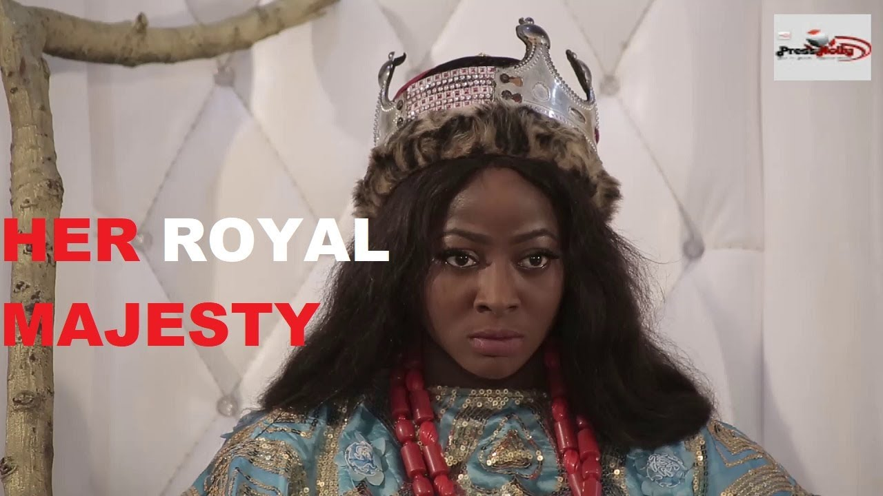 Download HER ROYAL MAJESTY FINAL SEASON TEASER - ZUBBY MICHAEL   2021 LATEST NIGERIAN NOLLYWOOD MOVIES  MOVIE