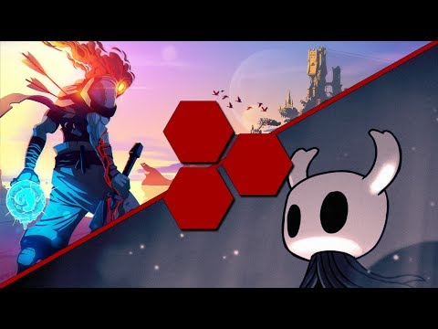 Metroidvania - Dead Cells & Hollow Knight - TheHiveLeader