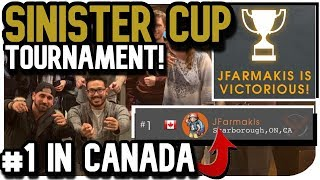 SINISTER CUP WIN! #1 IN CANADA! | Pokemon GO PVP