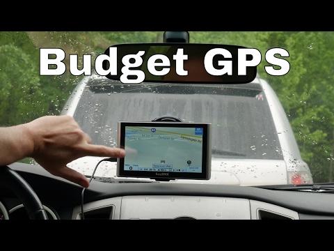 GPS on a budget