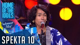 Download lagu FOURTWNTY - ZONA NYAMAN - SPEKTA SHOW TOP 6 - Indonesian Idol 2020