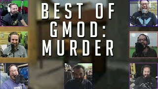 Best Of GMOD Murder (Achievement Hunter) | COCKBITE