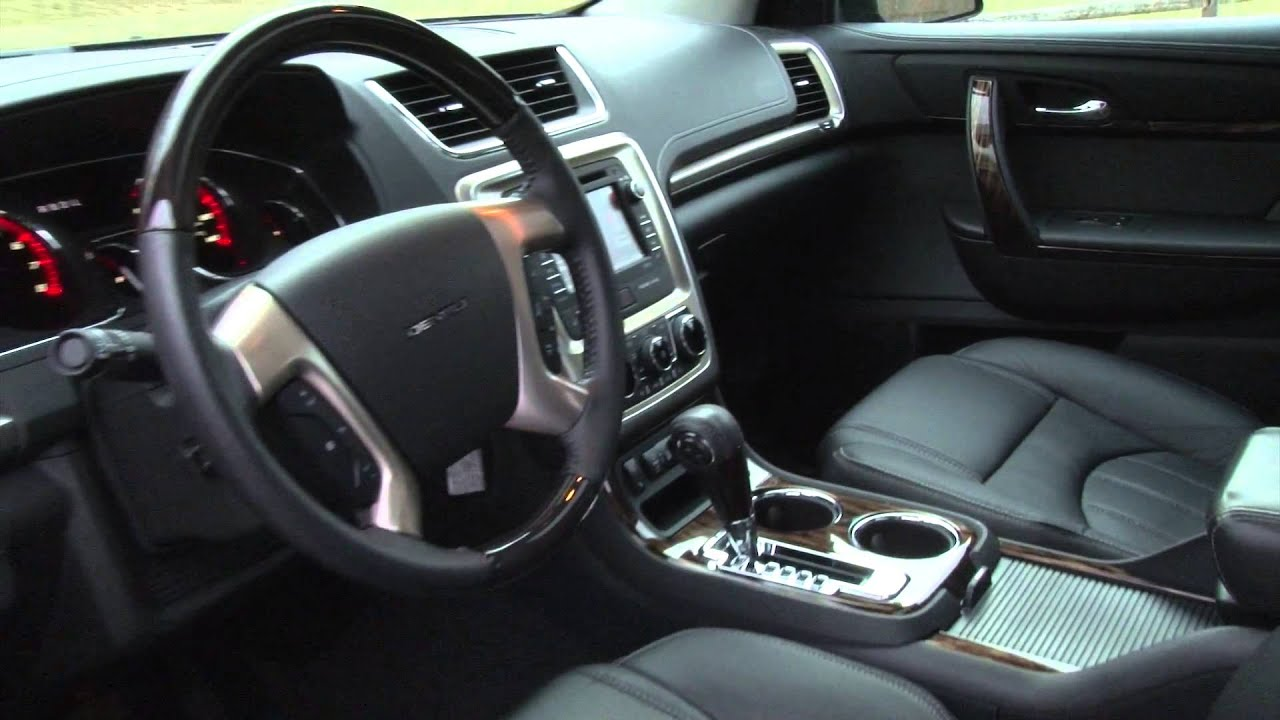 lafontaine gmc 2013 gmc acadia awd denali review ann arbor mi youtube. Black Bedroom Furniture Sets. Home Design Ideas