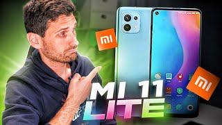 Xiaomi DECEPCIONA con el Mi 11 Lite con 120hz y 5G, pero...