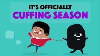 It's Officially Cuffing Season | Being Single at Thanksgiving | Animated Story Time | iamblackinese