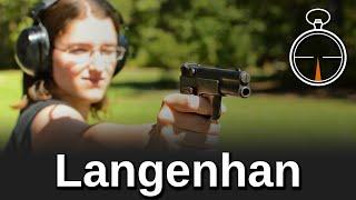 Minute of Mae: German F. Langenhan Selbstlader