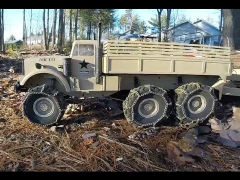 JackSpec Full on Custom 6x6 Truck BET YOU WANT ONE TOO!!
