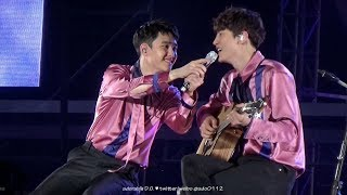 Download Lagu 170527 Acoustic Version (D.O. 디오/경수 focus with Chanyeol) @ The EXO'rDIUM[DOT] in Seoul mp3