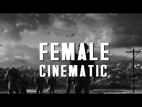 Fallout 4 Female Alternative Intro