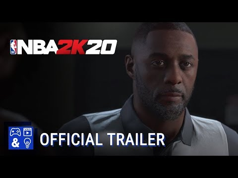 The Idris Elba-Led NBA 2K20 'MyCareer' Trailer Continues a Strange, Beautiful Tradition