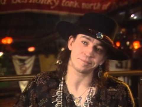 Stevie Ray Vaughan - Interview Part 1 - 1/1/1985 - Lone Star Cafe (Official)