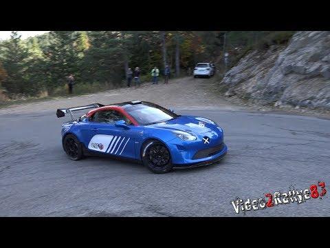 Test Alpine A110 R GT   François Delecour By PapaJulien