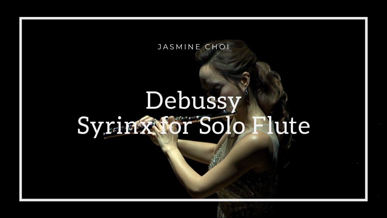 [최나경 Jasmine Choi] 드뷔시: 시링크스 Debussy: Syrinx
