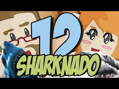 SHARKNADO: El Casablanca de las películas de tiburones