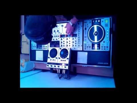 Elettronica francese Dj set