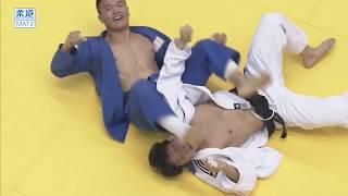 柔道グランドスラム東京 男子81kg級 決勝 イ ソンホvsオトゴンバータル