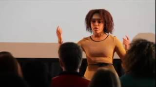Race and Ethnicity Through Hair | Tiana Barkley | TEDxNewarkAcademy
