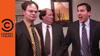 The US Office | Brand New To Comedy Central