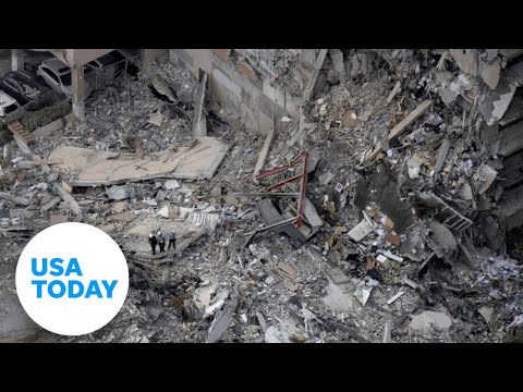 Officials give update on Miami-area condo collapse | USA TODAY