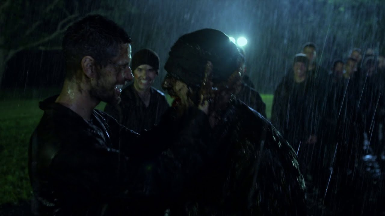 Download Marvel's The Punisher Season 2 Billy Russo and Frank castle run the Gauntlet [1080p]