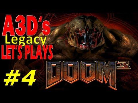 A3D's Doom 3 Let's Play: #4 Martian Buddy
