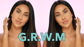 GRWM FOR A CASUAL EVENT | BrittanyBearMakeup
