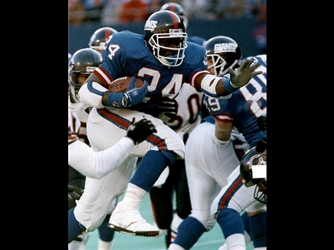 1990 Giants Bears NFC Divisional Playoffs