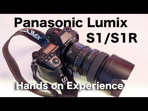 New Panasonic S1-S1R tests – L mount system camera rumors and news
