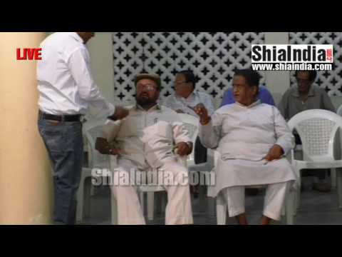 ShiaIndia.com Live Broadcast From Zaidi Manzil