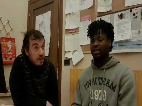 Ultimavoce intervista Nicolas migrante sui fatti di Macerata
