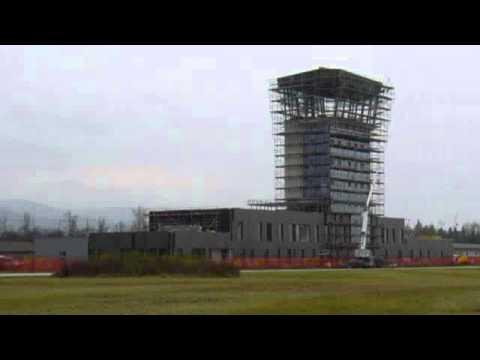 Letališčki stolp Cerklje ob Krki